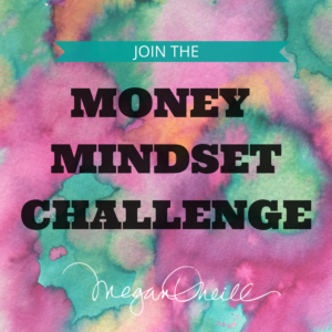 money mindset challenge