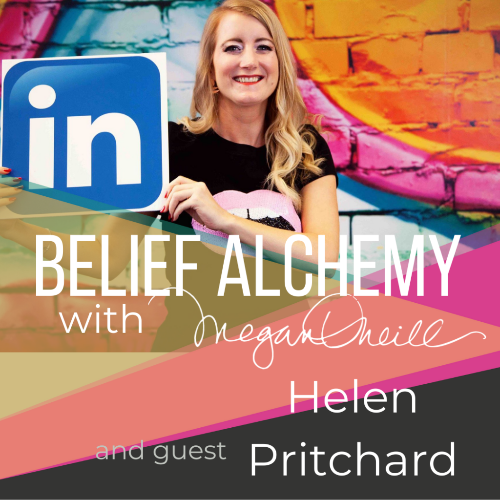 Linkedin Expert Helen Pritchard: From being a Broke, Single Mum to a Million Pound Ecourse Creator.
